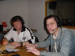 Mirco Buchwitz und Henning Chadde