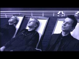 Entspannt: Depeche Mode