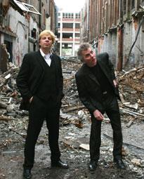 Christian Sölter & Holger Kirleis
