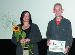Tanja Beck und Franz Isfort, Kino im Sprengel