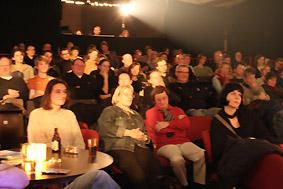 Publikum, KULTURKIOSK, 23. März 2007