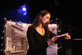 Sonja Baum, KULTURKIOSK, 23. März 2007