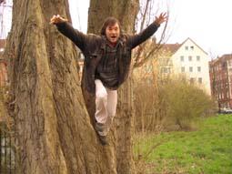 Johannes springt