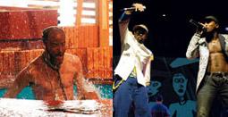 """Theaterformen 2007: Castorfs """"Schwarzer Engel"""" und die HipHop-Truppe AfroReggae"""