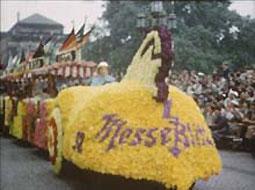 Festumzug in Hannover, Der Messeblitz