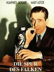 """""""Die Spur des Falken"""", Filmplakat"""