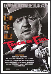 """Touch of Evil"", Filmplakat"