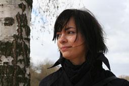 Portrait von Anikó