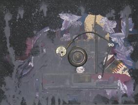 Hajo Kaulbars: o.T. [Ausgezeichnet für Leistung und Qualität], 1990, 28×37cm