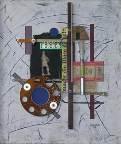 Hajo Kaulbars: o.T., 2002, 31×36cm