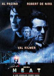 "Filmplakat zu ""Heat"" (1995)"
