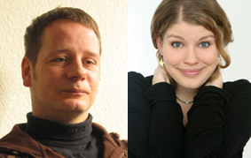 Hajo Kaulbars und Neele Kramer - DER KULTURKIOSK 28.03.08
