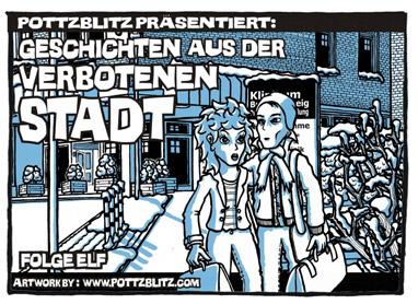 Geschichten aus der verbotenen Stadt, Episode 11 - Bild 1