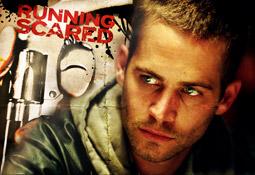"""""""Running Scared"""", Werbemotiv"""