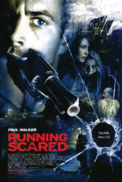 """Running Scared"", Filmposter"