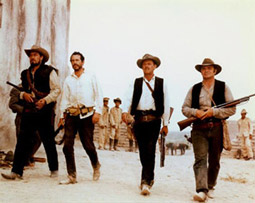"""The Wild Bunch"", Szenenfoto"