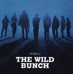 """The Wild Bunch"", Filmposter"
