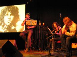 Enzos Hoer Bar live, Jim Morrison