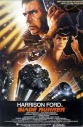 """""""Blade Runner"""", Filmplakat"""