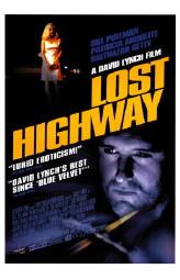 """""""Lost Highway"""", Filmplakat"""