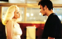 """Lost Highway"", Filmszene mit Patricia Arquette und Balthazar Getty"