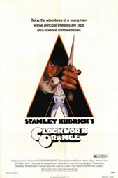 "Filmplakat ""A Clockwork Orange"""
