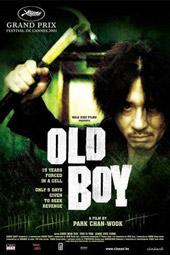 """""""Oldboy"""", Filmplakat"""