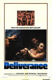 """""""Deliverance"""", Filmplakat"""""""