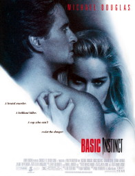 """Basic Instinct"", Plakat"