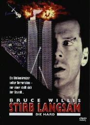 DVD Cover von Die Hard