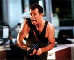 """Die Hard"", Szenenfoto"