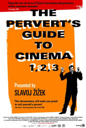 """The Pervert's Guide To Cinema"", Plakatmotiv"