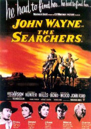 """The Searchers"", Plakatmotiv"