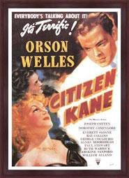 Filmplakat Citizen Kane