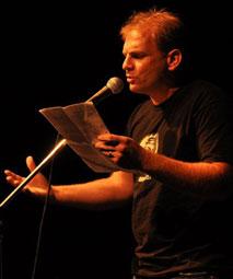Dominik Bartels liest live