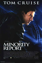 """Minority Report"", Plakatmotiv"