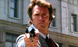 """Dirty Harry"", Szenenfoto"