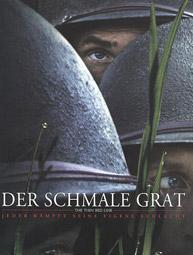 """""""Der schmale Grat"""", Filmplakat"""