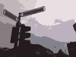 """Schild """"Lindener Marktplatz"""""""