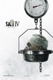 """Saw 4″, Filmposter"