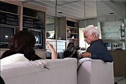 """""""Derrida"""", Filmszene"""