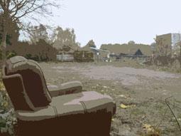 Der leere Sessel