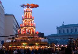 Weihnachtsmarkt am Kröpcke