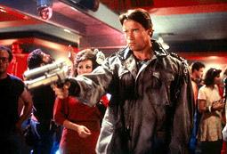 """""""Terminator"""", Filmszene"""