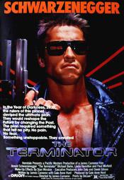 """Terminator"", Filmplakat"