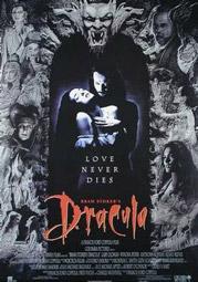 """""""Bram Stoker's Dracula"""", Poster"""