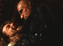 """Mary Shelley's Frankenstein"", Filmszene"