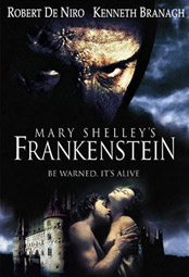 """Mary Shelley's Frankenstein"", Filmplakat"