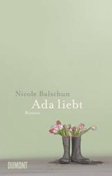 """""""Ada liebt"""", Buchcover"""