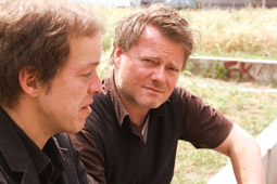 Jörg Smotlacha und Henning Chadde